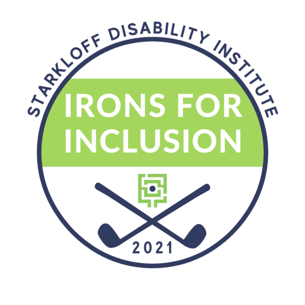 Starkloff Disability Institute Irons for Inclusion Golf Tournament Logo